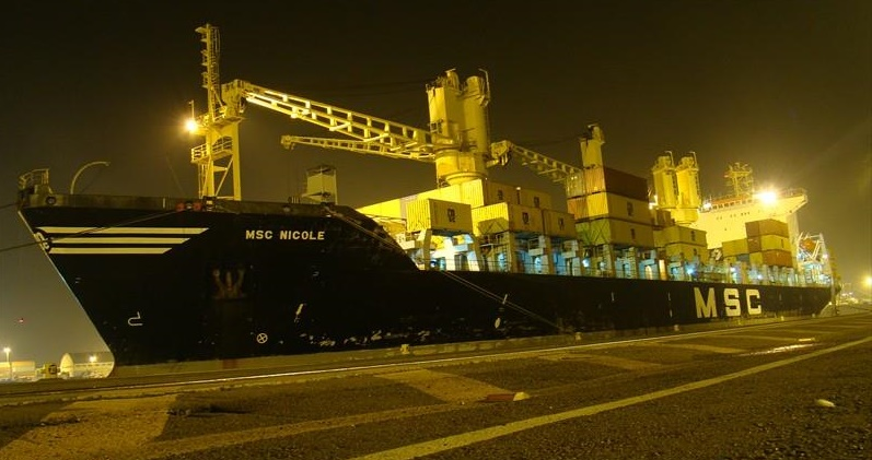 MSC Nicole shipping delays