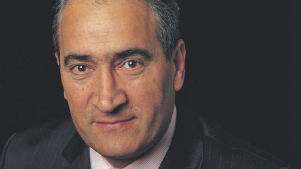 Dr Iraj Abedian